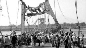 Hace 38 años que el FMLN dinamitó el puente de Oro