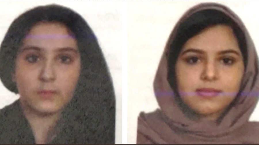 Hermanas saudíes estaban vivas cuando cayeron al río Hudson en Nueva York