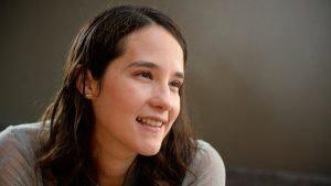 Imágenes de la cantante Ximena Sariñana, en su visita a El Salvador