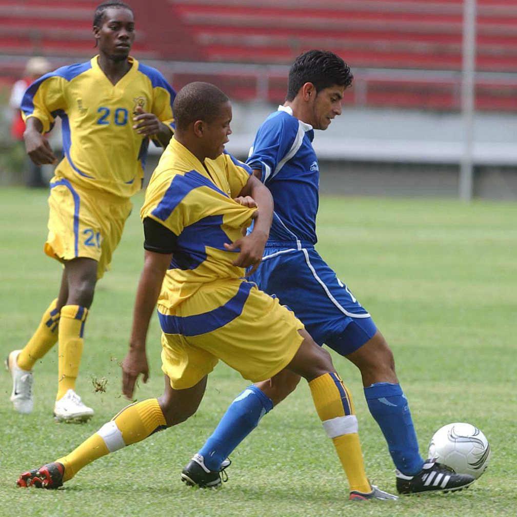 Liga de Naciones CONCACAF y Eliminatorias a Copa Oro 2019 [13 de octubre del 2018 - Barbados] Barbadoselsalvador2006