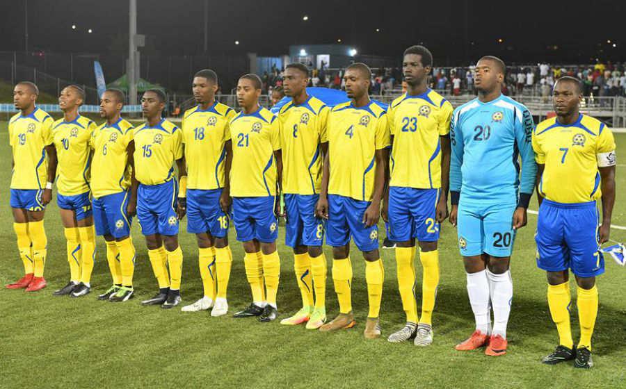 Liga de Naciones CONCACAF y Eliminatorias a Copa Oro 2019 [13 de octubre del 2018 - Barbados] Barbadosok