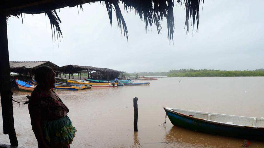 Inundaciones lluvias barra salada