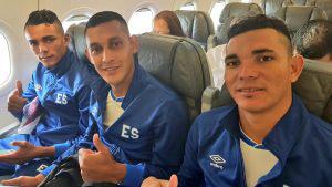 Selecta playera viajó a Los Ángeles para enfrentar a México y Guatemala