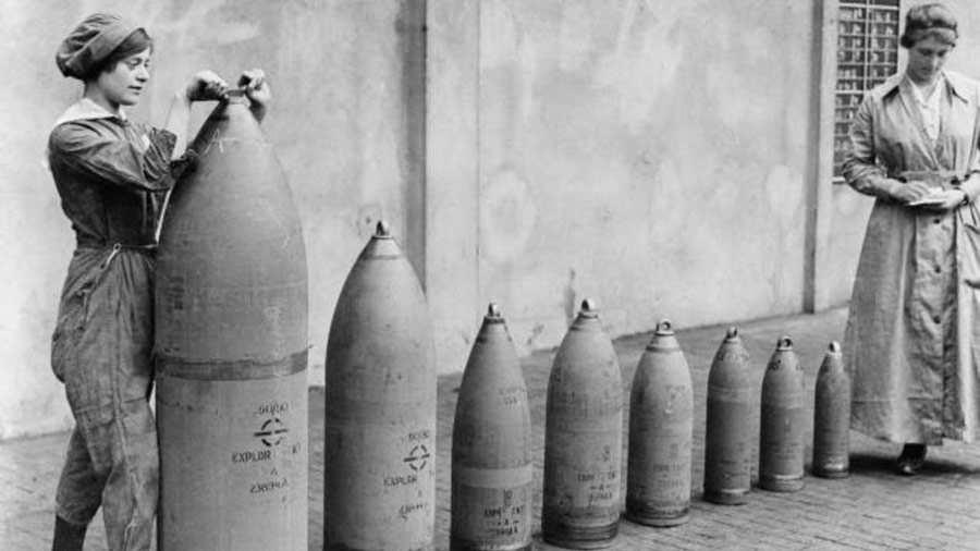 10 Datos Curiosos Sobre La Primera Guerra Mundial Noticias De El Salvador Elsalvador Com