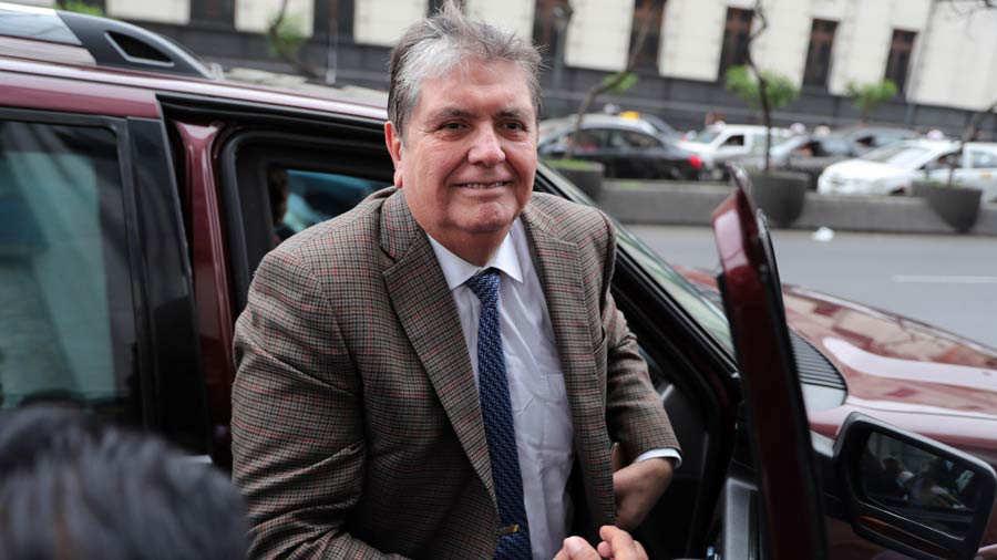 El cuarto expresidente de Perú en líos por caso Odebrecht — García