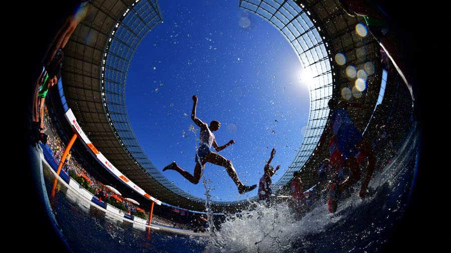 Mejores fotos deportivas
