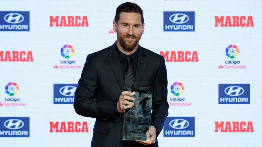 f3183a24a548 La foto de Messi en traje de baño que enciende las redes | Noticias ...