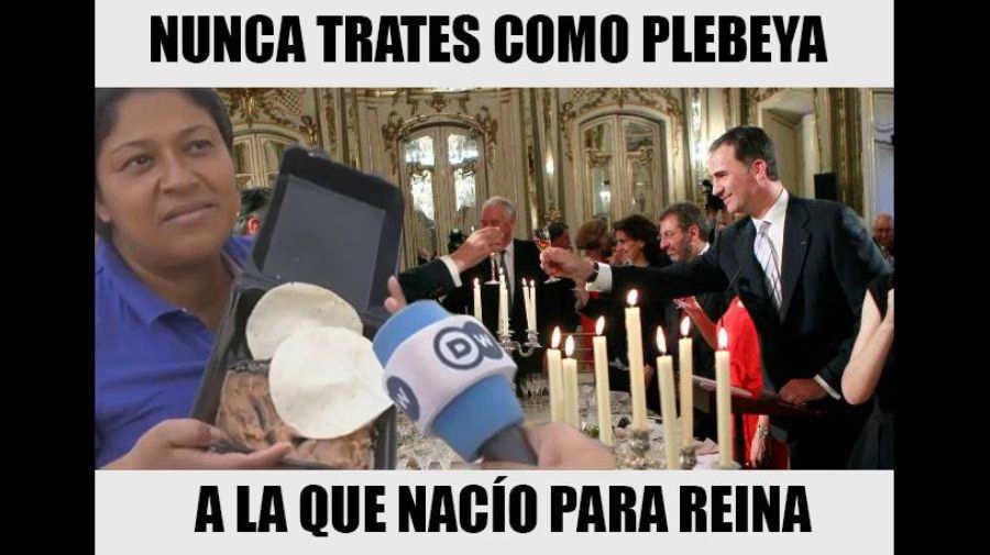 Migrante hondureña es objeto de memes tras insultar a ...