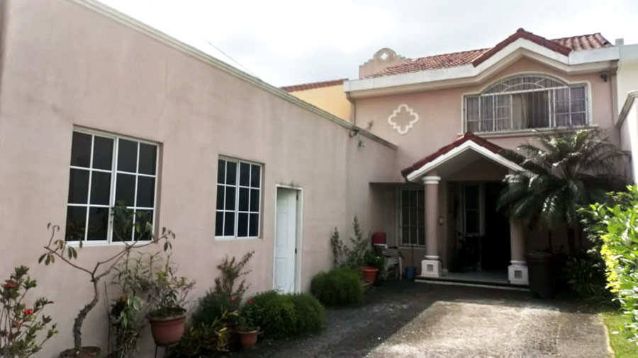 Casa exfiscal Luis Martínez