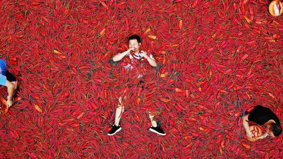 China chile