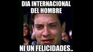Divertidos memes por el Día Internacional del Hombre