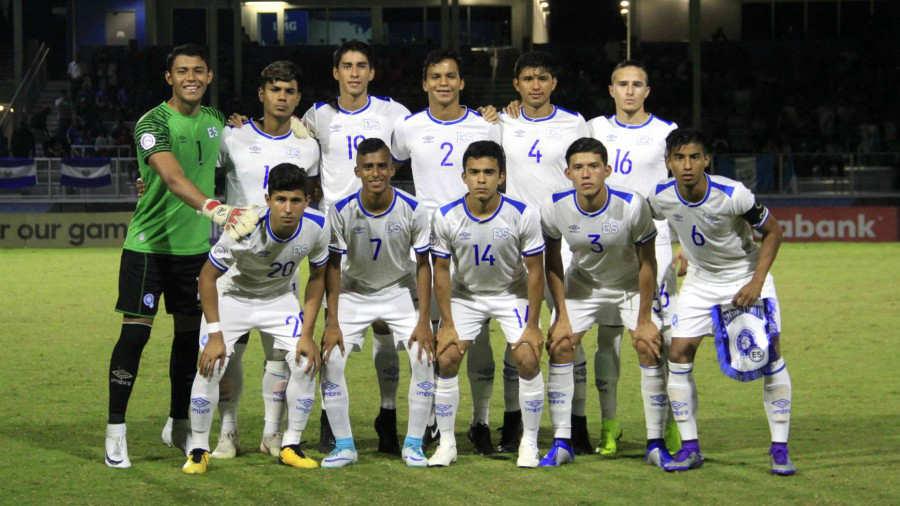 Campeonato Sub-20 de Concacaf 2018. [Copa Mundo Polonia 2019] El-Salvador-Guatemala-01