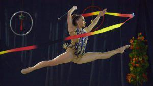 La magia y belleza del Campeonato Centroamericano de Gimnasia Rítmica