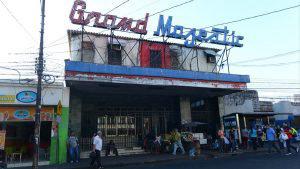 Hace 52 años el cine Grand Majestic abrió sus puertas al público en la Avenida España