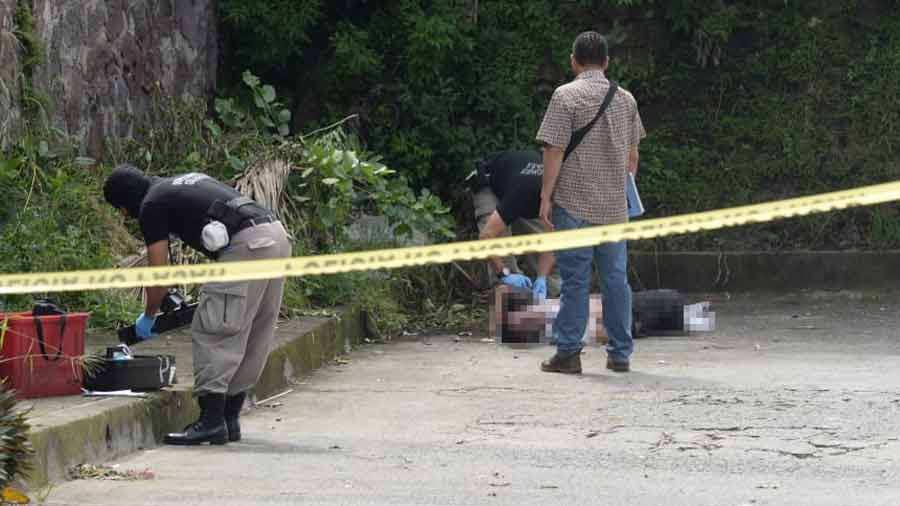 Homicidio Ciudad Delgado