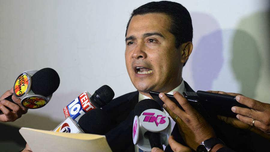 EEUU detiene al hermano del presidente de Honduras