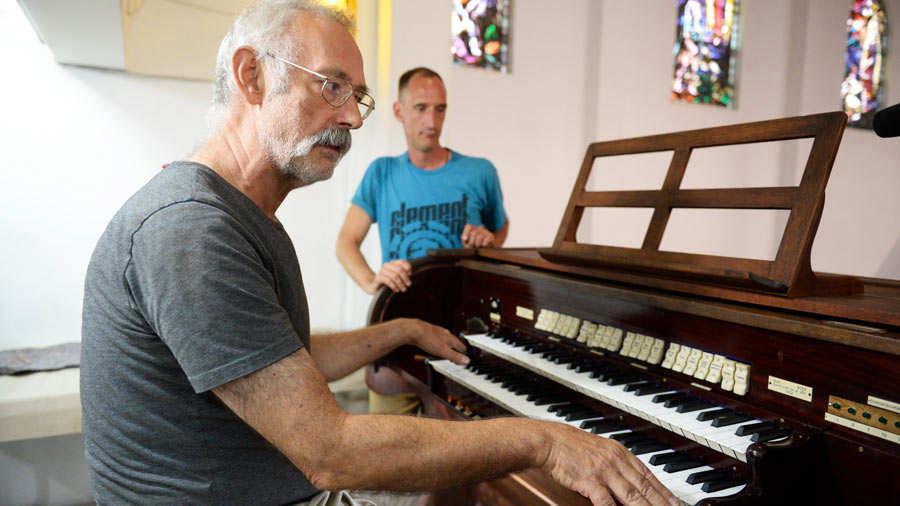 Restauración órgano Basílica de Guadalupe