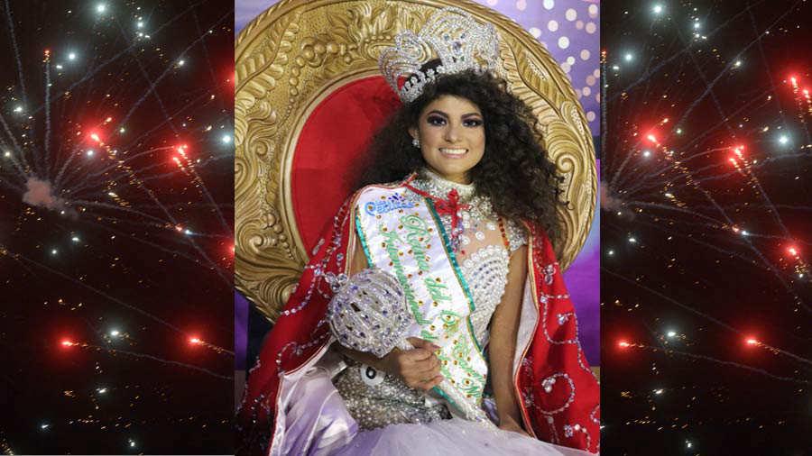 Reina del Carnaval de San Miguel