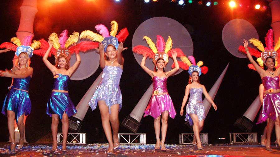 Fotos reina del carnaval