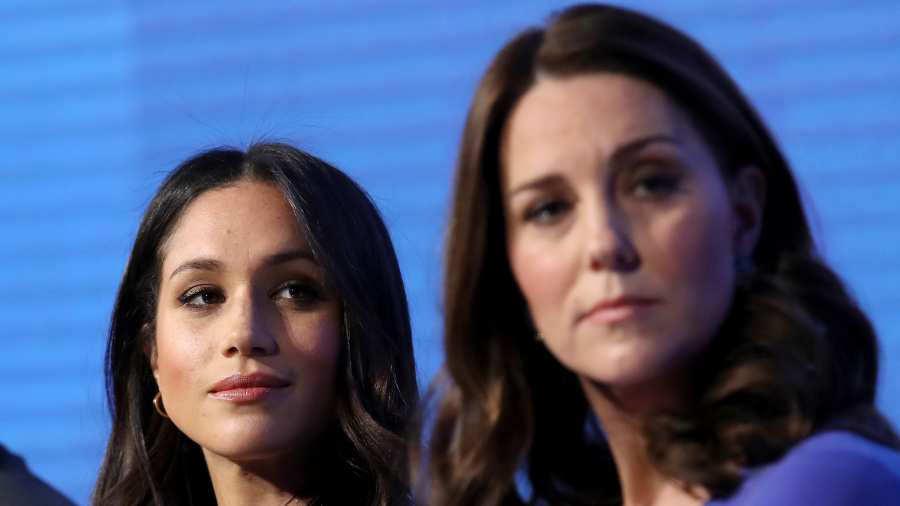 Megan Markle habría hecho llorar a Kate Middleton