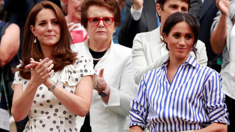 Conflicto familiar dejaría a Meghan y Enrique fuera del Palacio de Kensington