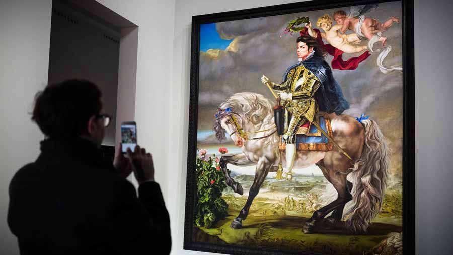 Resultado de imagen para Michael Jackson en París Off the wall