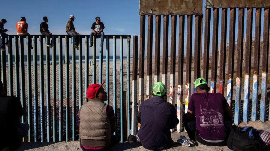 Advierte a México que devolverá a migrantes irregulares por la frontera sur