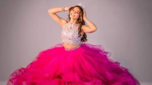 Marisol Lino, la migueleña que conquistó el certamen Miss World Suprain International 2018