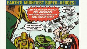 Los emblemáticos personajes del cómic creados por Stan Lee