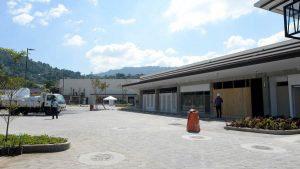 Conoce cómo va la construcción de la plaza comercial El Encuentro en San Marcos
