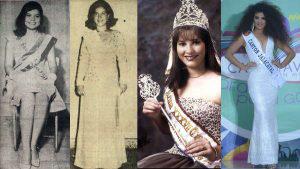 Los bellos rostros de las reinas del Carnaval de San Miguel a través del tiempo