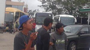 Caravana de salvadoreños llega a Ciudad de México dos semanas después de salir de El Salvador