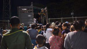 El drama de las personas evacuadas por la erupción del volcán de Fuego