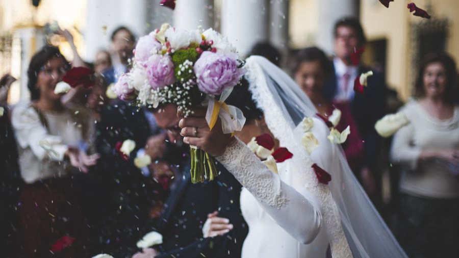 Tr gico accidente muere pareja de reci n casados dos horas despu s de su boda - Separacion de bienes despues de casados ...