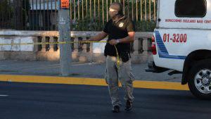 Pasajero se defiende y mata a hombre que asaltaba con pistola de juguete