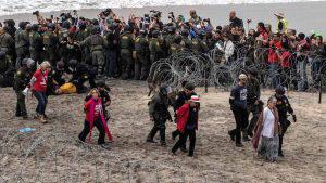 Patrulla fronteriza estadounidense arrestó a religiosos proinmigrantes en Tijuana