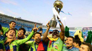 Santa Tecla sumó su cuarto título en la Liga Mayor de Fútbol al vencer al Alianza