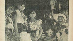 Fotos históricas: Los niños devotos de la Virgen de Guadalupe en los años 60