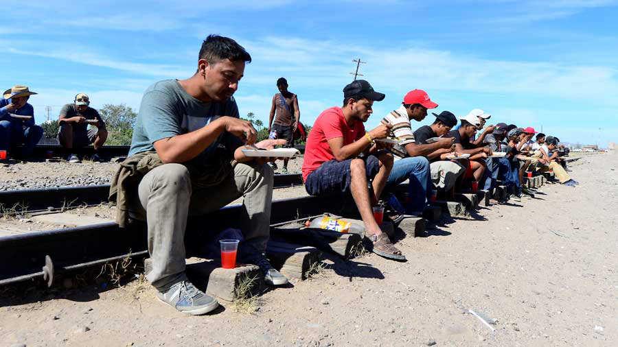 Ruta del Migrante