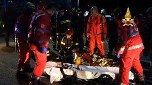 Estampida en una disco de Italia deja al menos 6 muertos