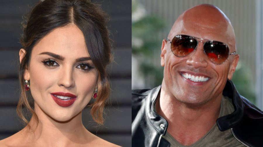 Dwayne 'La Roca' Johnson presenta al nuevo personaje de Eiza González