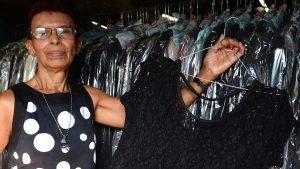 Josefa Rivas, 37 años lavando y planchando ajeno