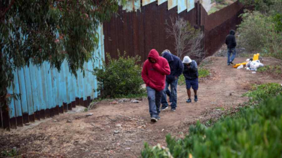 Migrantes hondureños ponen condiciones a Trump para no entrar a EEUU
