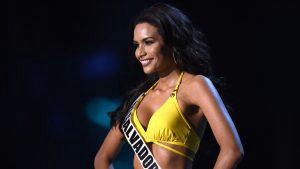 Marisela de Montecristo deslumbra en traje de baño en la preliminar de Miss Universo