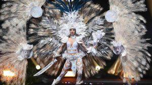 Los espectaculares trajes típicos que lucieron las candidatas a Miss Universo