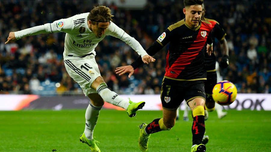 Modric rechaza la primera oferta de renovación del Real Madrid — Telemadrid