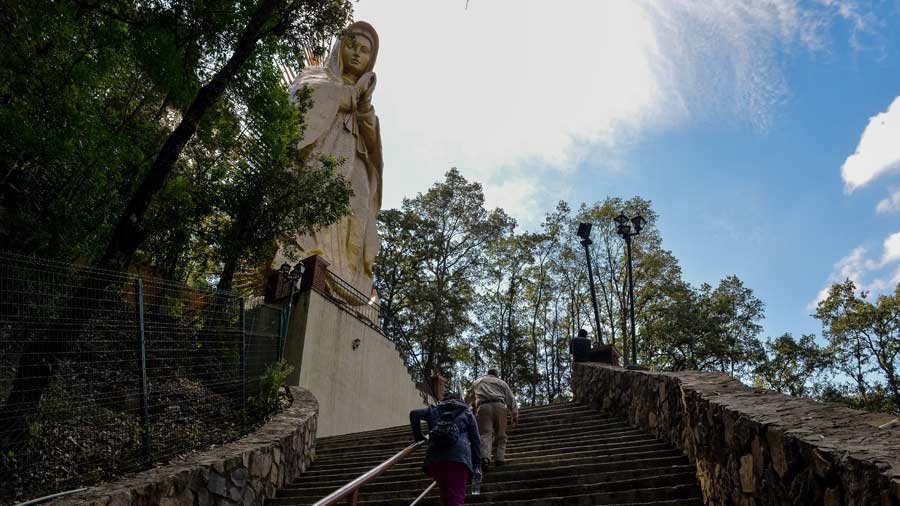 MEXICO-RELIGION-GUADALUPE-VIRGIN