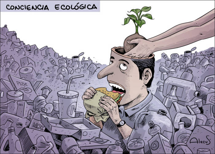 Resultado de imagen para conciencia ecologica