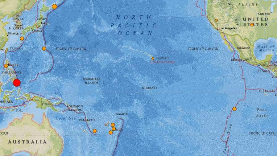 Terremoto en Filipinas: publican primeras imágenes del fuerte sismo