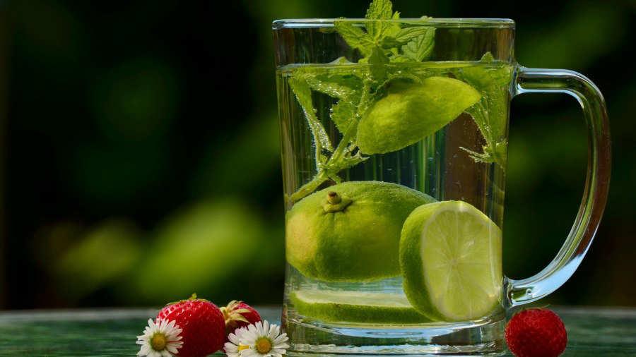 Agua fria perder peso